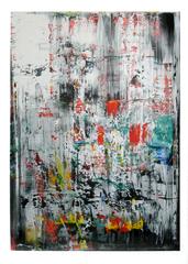 Eis 2, 2003, Gerhard Richter