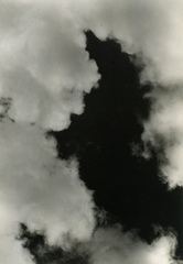 Cloud Study , Imogen Cunningham