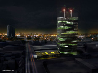 The Living Tower, SOA Architects