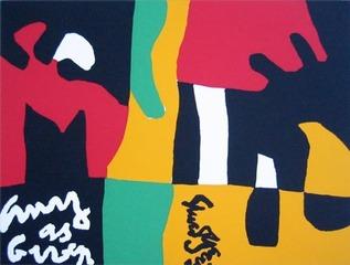 Composition, Stuart Davis