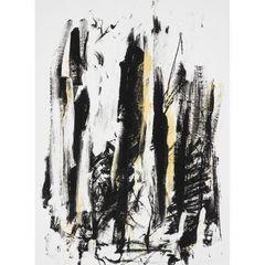 trees, Joan Mitchell