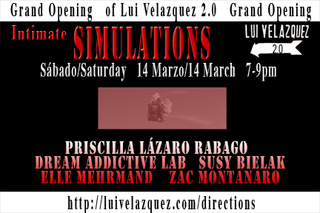 Intimate Simulations,
