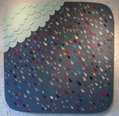rainy collage, eliza fernand