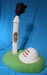 smokestack and power dome, eliza fernand