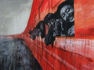 Red Train,Sheng Qi
