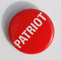 Patriot Button,