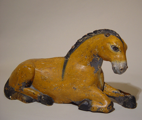 Recumbent Colt, Equador-Spanish Colonial