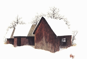 Barns_in_snow