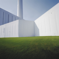 Power Station White Wall, Atlanta GA,
