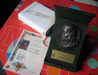 2005_florence_biennale_award