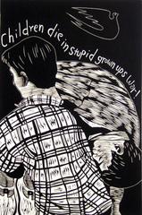Children Die, Juan R. Fuentes