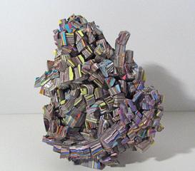 Sculpture #1 2009, David Allan Peters