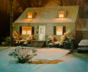 Snowfall: Scotch Plains 1978, Allison Edge