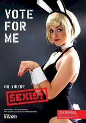 .. or you\'re sexist, Sarah Maple