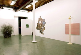 Internal Mechanisms (group show - installation view), Michael Smoler (High Energy Constructs)