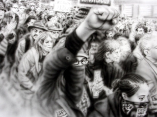 Manifestation #4, Roni Feldman