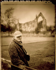 David Hockney at Bolton Abbey, Jim McHugh