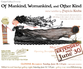 The Invitation, Patricia Krebs
