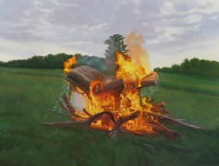 Fire Works, Justin McAllister