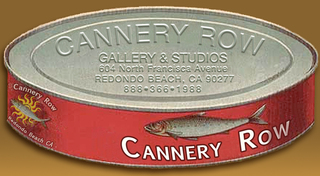 Canneery Row Logo,