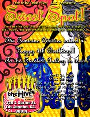 Sweet Spot!, Debra Haden