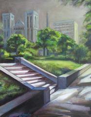 Alta Plaza Park, Elizabeth Stahl