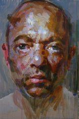Autoportrait, Laurent Dauptain