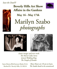 Affaire in the Gardens, Marilyn Szabo