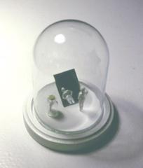 Bell Jars, Rosalia Bermudez