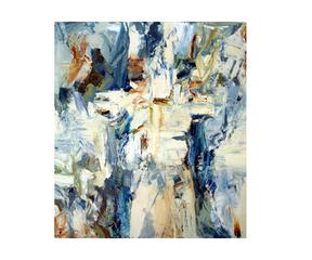 Head on Silver Cross II, John DiPaolo