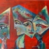 Faces_acrylyc_apinting_50x70a