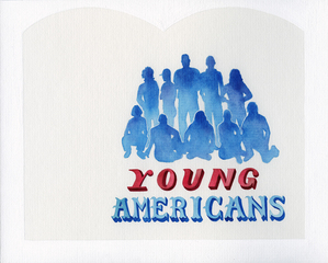 YOUNG AMERICANS, Gina Tuzzi