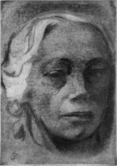 Self Portrait, Käthe Kollwitz (1867 – 1945)