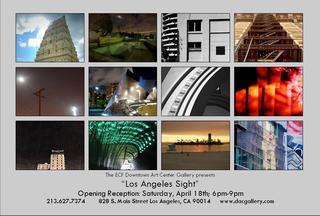 LA Sight Exhibition,