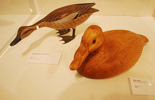 Duck Decoys, Bob Lantz