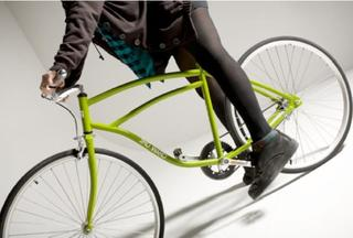 Green Bikes : Urban Solutions in Motion,