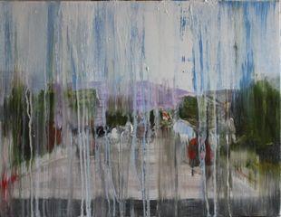 Rain on the Window, Servando Garcia
