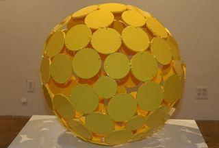 Sphere, Peter Forakis