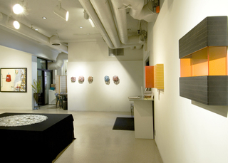 General view of exhibition,