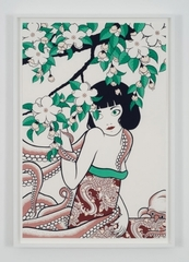 Spring Love #7 (Octopus)  , Asuka Ohsawa