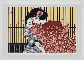 Spring Love #1 (Petals) , Asuka Ohsawa