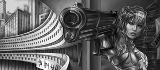 Street Shooter, Patricia Caplette