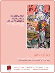 Event invitation, Sheila Elias