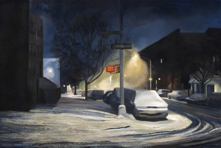 Sixth Avenue Snow, Tom Keough