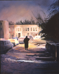 Connie, December Night, Tom Keough