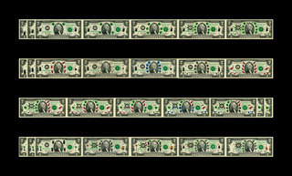 Variations on Lucky Two-dollar Bills, Tomo Isoyama