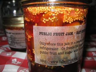 Public Fruit Jam (documentation image), Fallen Fruit