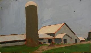 Mayville Barn, Patrick Strand