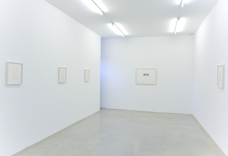 exhibition view, Andrea Bowers