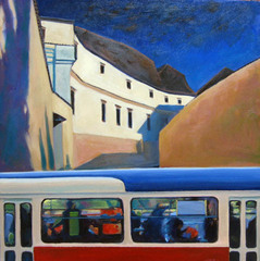 Prague Tram No.4, Harry Bell